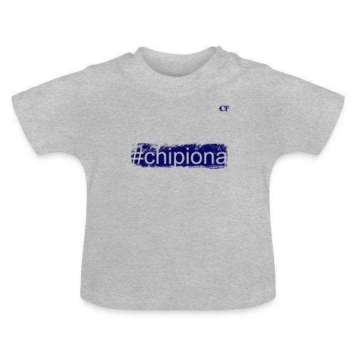 Hashtag Chipiona - CF - Camiseta bebé