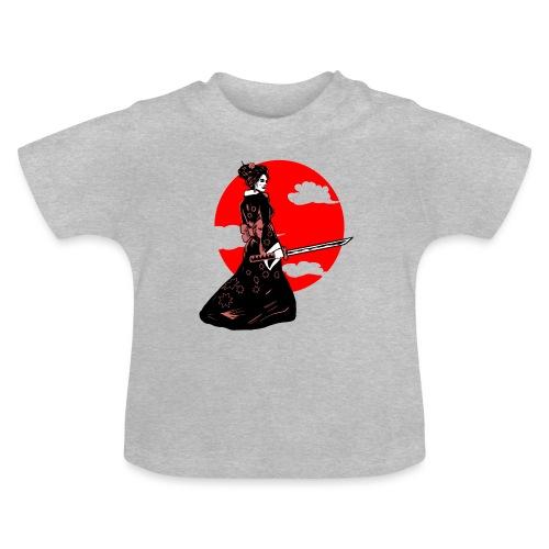 geisha tshirt - Baby T-shirt