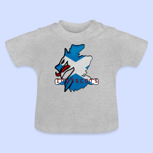 IndiScots logo - Baby T-Shirt