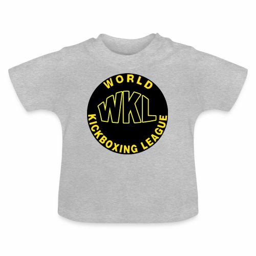 WKL BLACK - Camiseta bebé