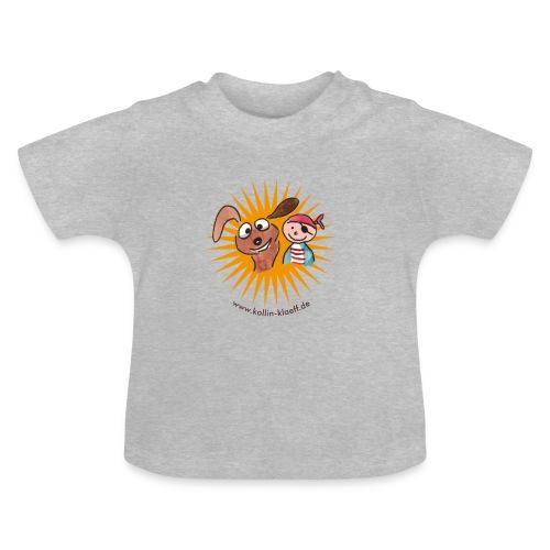 Kollin Kläff - Hund mit Pirat - Baby T-Shirt