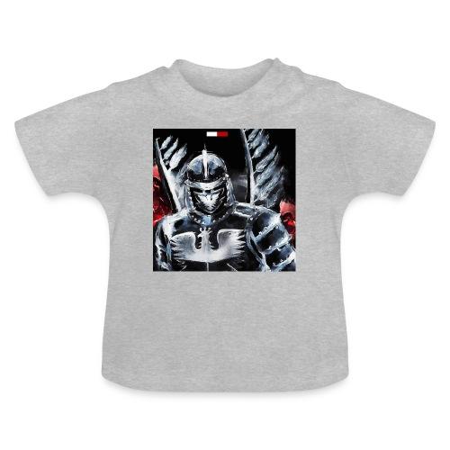 koszulka patriotyczna husaria - Koszulka niemowlęca