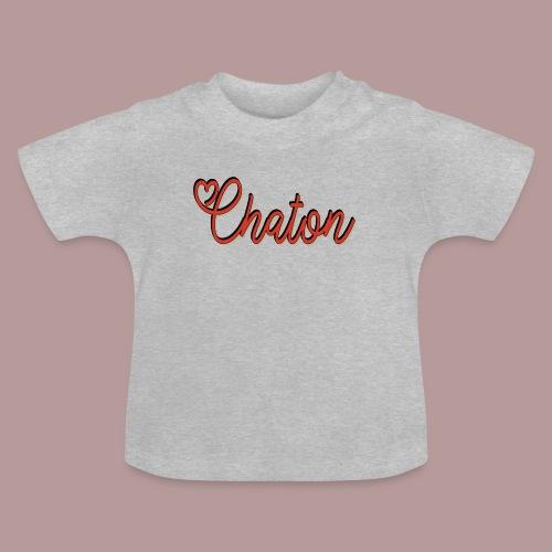 Chaton - T-shirt Bébé