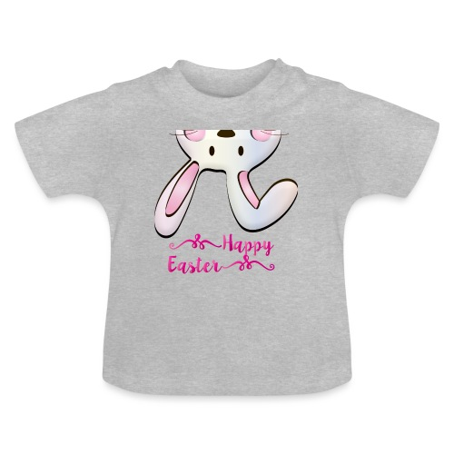 Happy Easter - Frohe Ostern - Baby T-Shirt