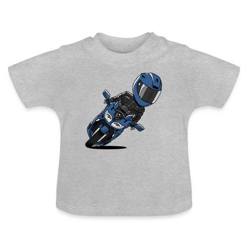 0791 FJR PhantomBlue - Baby T-shirt
