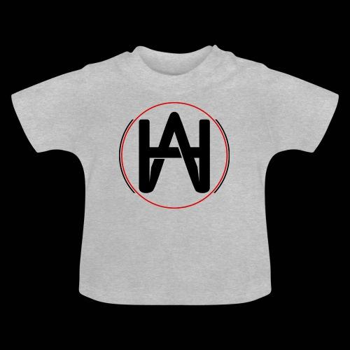 Logo Circulo rojo - Camiseta bebé