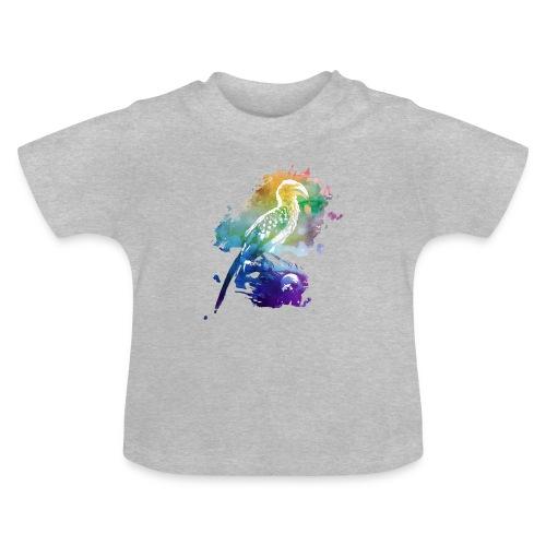 Afrika | Gelbschnabeltoko - Baby T-Shirt