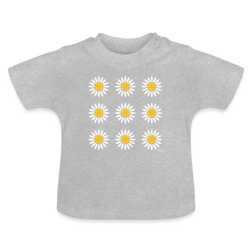 Just daisies - Vauvan t-paita