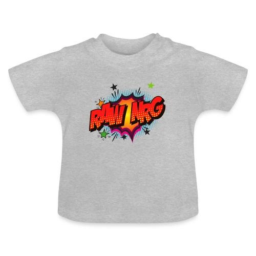Raw Nrg comic3 - Baby T-Shirt