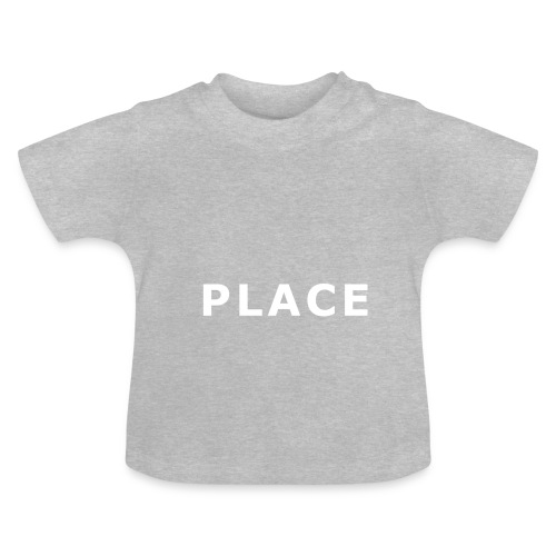 PLACE Stor - Baby-T-shirt