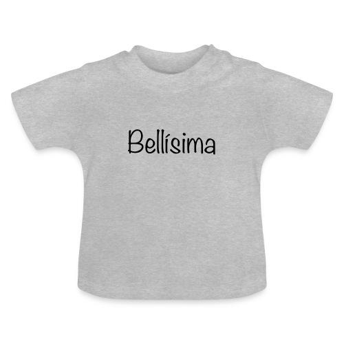 camiseta bellisima niña - Camiseta bebé