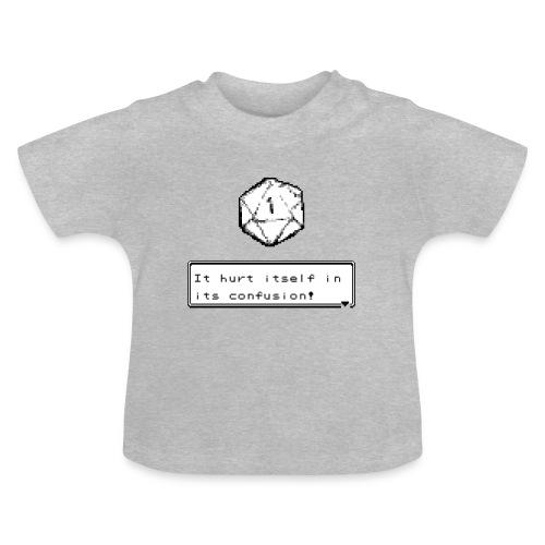 Kriittinen epäonnistuminen itsessään sekaannuksessa D & D DnD - Vauvan t-paita