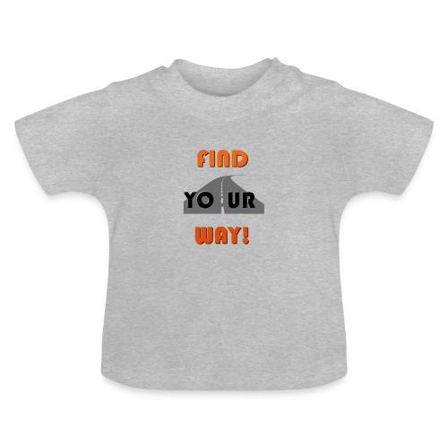FIND - Camiseta bebé