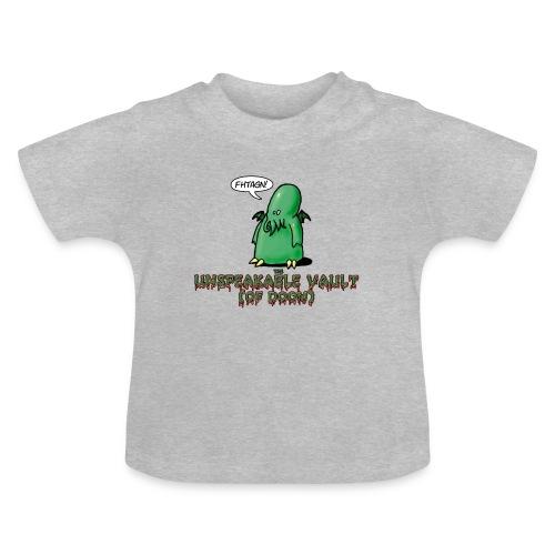 Unspeakable Vault (of Doom) - T-shirt Bébé