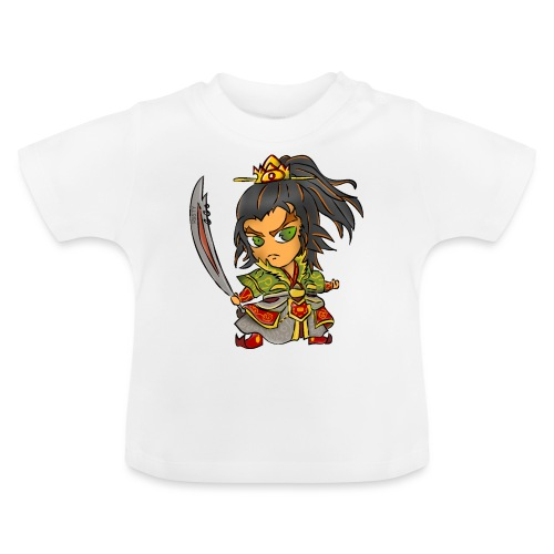 rusty warrior - Baby T-Shirt