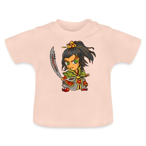 rusty warrior - Baby T-Shirt