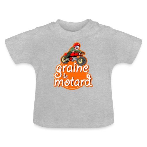 graine de motard - T-shirt Bébé