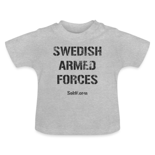 Swedish Armed Forces - Baby-T-shirt