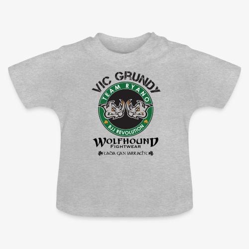 vic grundy back png - Baby T-Shirt