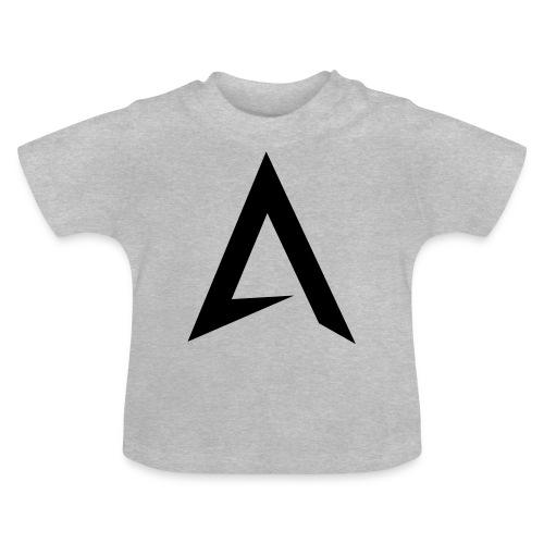 alpharock A logo - Baby T-Shirt