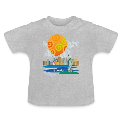 Dousig New York - T-shirt Bébé