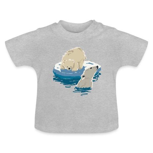 Polar bears - Baby T-Shirt