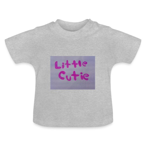 Pink Little Cutie clothing - Baby T-Shirt
