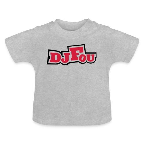 logofou - T-shirt Bébé