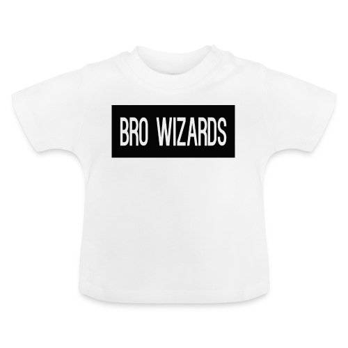 Browizardshoodie - Baby T-Shirt