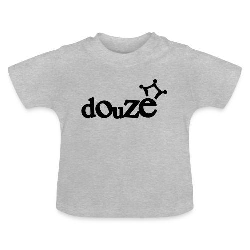 logo_douze - T-shirt Bébé