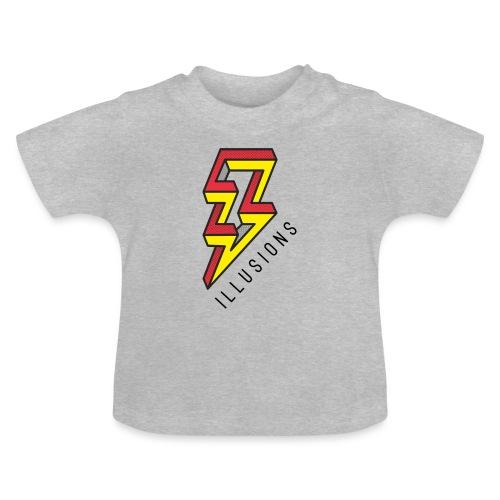 ♂ Lightning - Baby T-Shirt