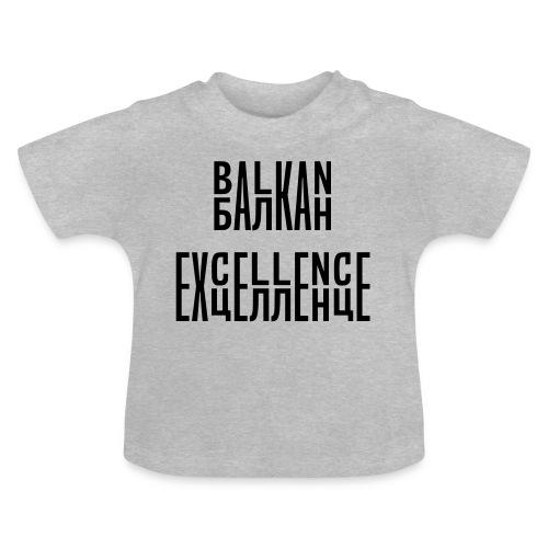 Balkan Excellence vert. - Baby T-Shirt