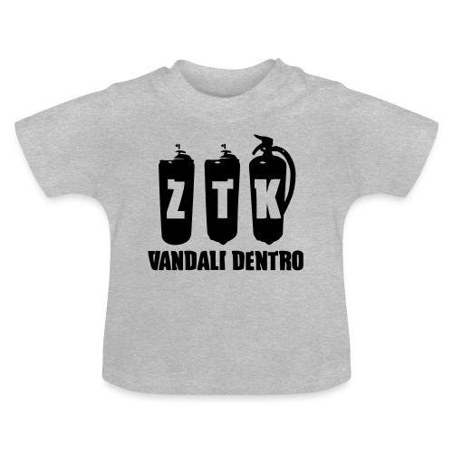 ZTK Vandali Dentro Morphing 1 - Baby T-Shirt