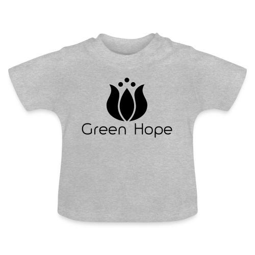 Logo + Ens GreenHope - T-shirt Bébé