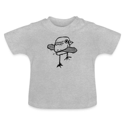 The Coq Piet ! by www.mata7ik.com - T-shirt Bébé