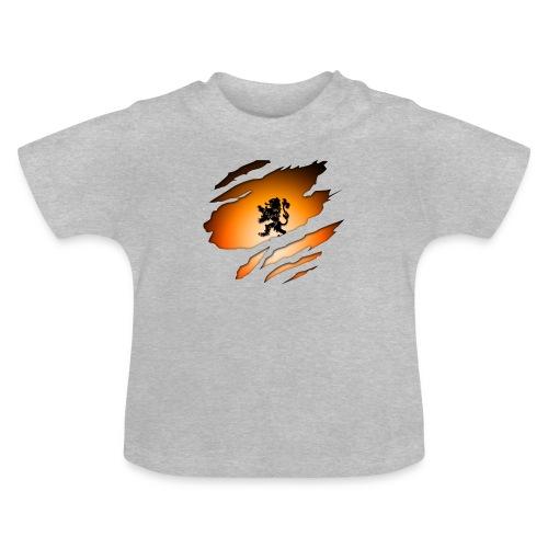 Dutch Inside: Leeuw - Baby T-shirt