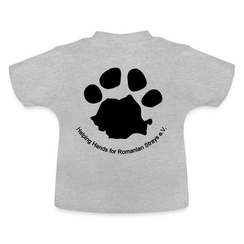 pfote logo - Baby T-Shirt