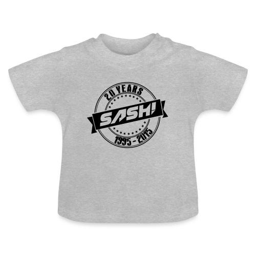 SASH! ***20 Years*** - Baby T-Shirt