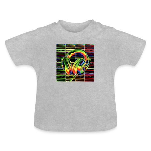 Casque discothèque 2 - T-shirt Bébé