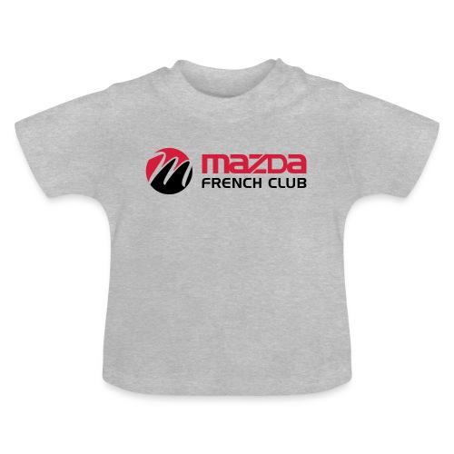 mazda french club - T-shirt Bébé