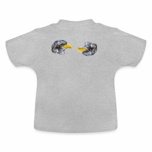 Adler, Aglerkopf - Baby T-Shirt