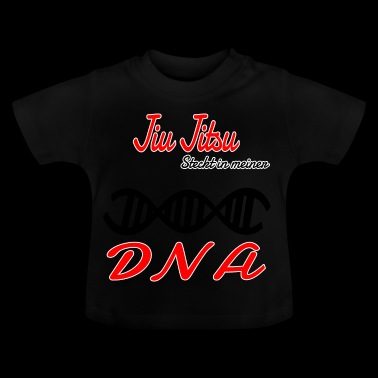 Está en mi ADN Hobby Jiu Jitsu - Camiseta bebé