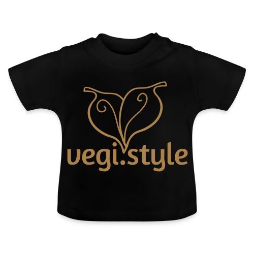 vegi.style logo - Baby T-Shirt