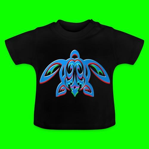 turtle - Baby-T-shirt