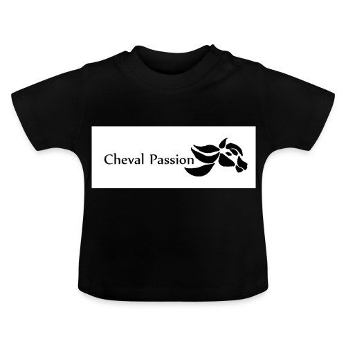 CHEVAL passion - T-shirt Bébé