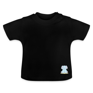 The little elephant - Baby T-Shirt