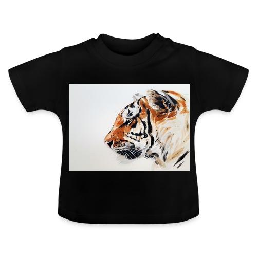 Tigre - Camiseta bebé