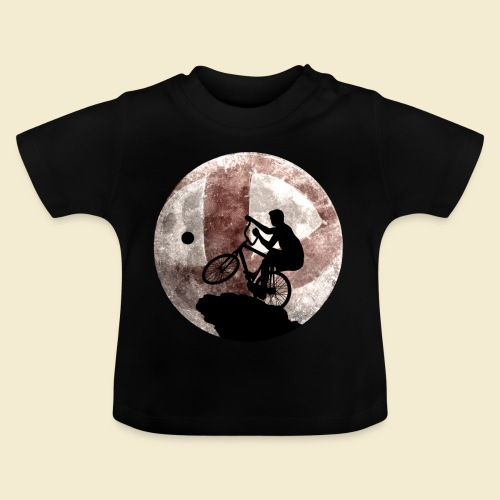 Radball | Cycle Ball Moon - Baby T-Shirt