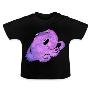 Kawaii octopus - Baby T-Shirt