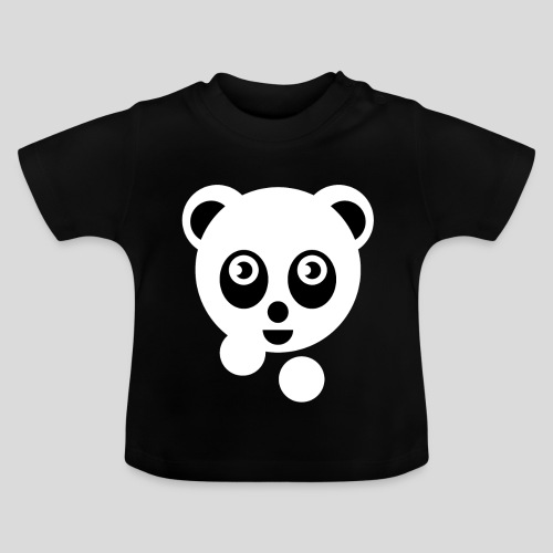 Der tapsige Panda - Baby T-Shirt